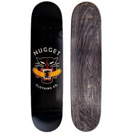 skate deska NUGGET Black Panther sk8 deck 2021 Black