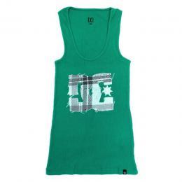 tílko DC Plaid 12 ws emerald