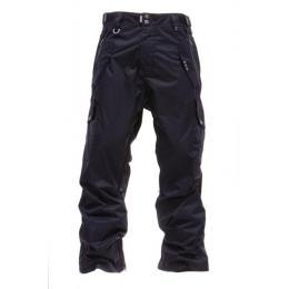 Snowboardové Kalhoty Nugget Master 12/13 A-Black