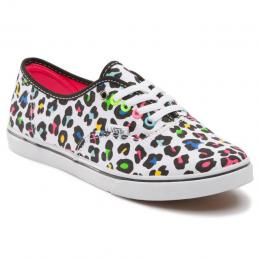 boty Vans Authentic Lo Pro 2013 - leopard