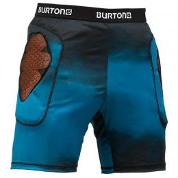 Chránič Burton Base Layer Short 13/14 p pipeline smoke fade
