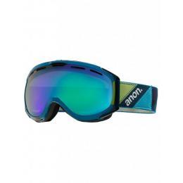Snowboardové brýle Anon Hawkeye13/14 p triple/green solex