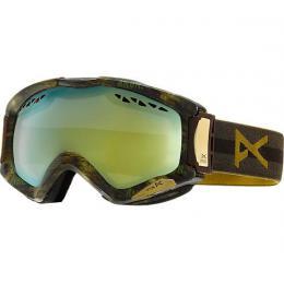 snowboardové brýle Anon Realm 13/14 p sherpa/gold chrome