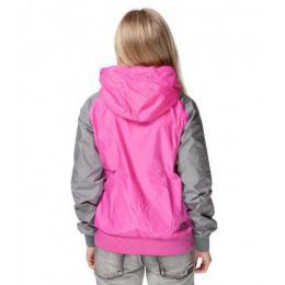 streetová bunda Nugget Lola 2014 - C pink/grey