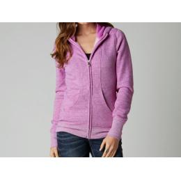 mikina Fox Resolve Zip 2014 neon lilac