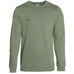 mikina Volcom Icon Crew 14/15 - VINEYARD GREEN