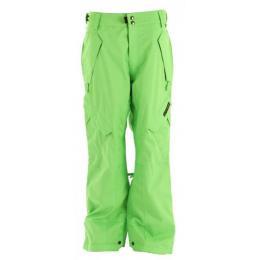 Snowboardové kalhoty Ride Phinney green