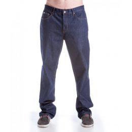 kalhoty Nugget Buster  baggy fit 2015 A-Dark Blue Denim