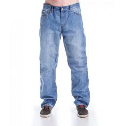 kalhoty Nugget Buster  baggy fit 2015 B washed denim