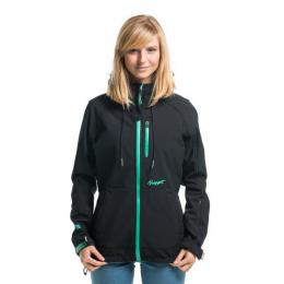 Bunda Nugget Parity Ladies Softshell 15/16 - A-Black