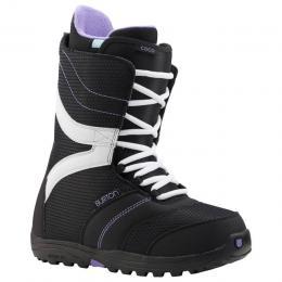 snowboard boty Burton Coco 15/16 - black/purple